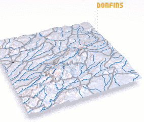 3d view of Donfins