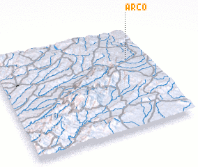 3d view of Arco