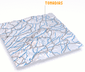3d view of Tomadias