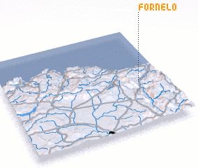 3d view of Fornelo