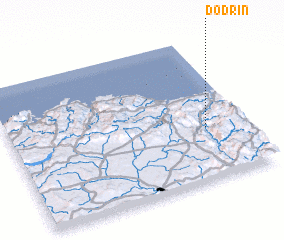 3d view of Dodrín