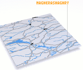 3d view of Magherashaghry