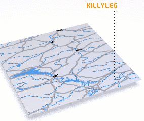 3d view of Killyleg