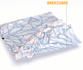 3d view of Amerzgane
