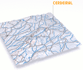 3d view of Cerdeiral