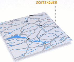 3d view of Scotshouse