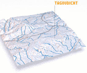 3d view of Tagoudicht
