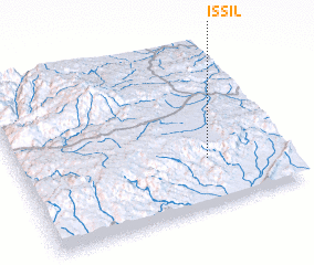 3d view of Issil