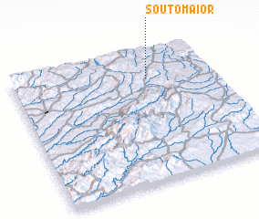 3d view of Souto Maior