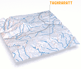 3d view of Taghraratt