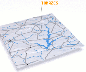 3d view of Tomazes