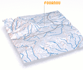 3d view of Fouanou
