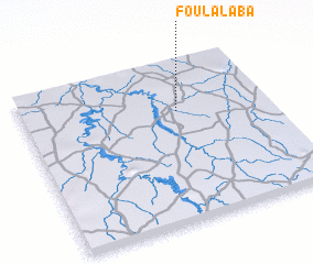3d view of Foulalaba