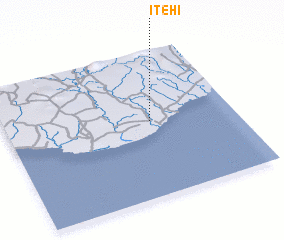 3d view of Itéhi