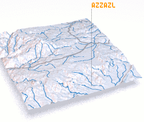 3d view of Azzazl