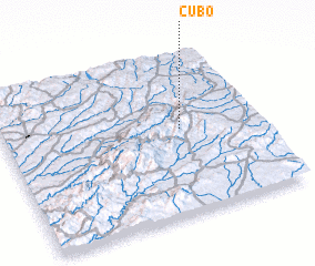 3d view of Cubo