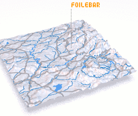 3d view of Foilebar