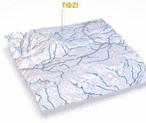 3d view of Tidzi