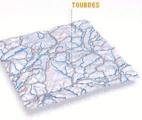 3d view of Toubres