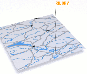 3d view of Rivory