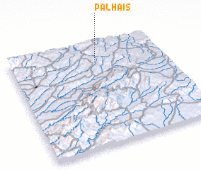3d view of Palhais
