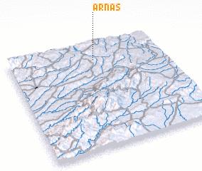 3d view of Arnas