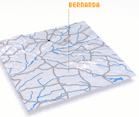 3d view of Bernarda