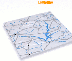 3d view of Loureiro