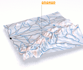 3d view of Anamar
