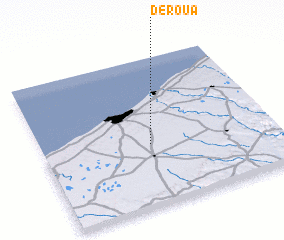 3d view of Deroua