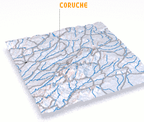 3d view of Coruche