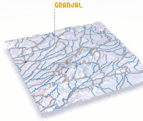 3d view of Granjal
