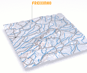 3d view of Freixinho