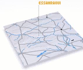3d view of Es Sahraoui