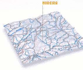 3d view of Moreira