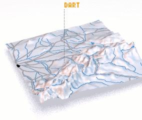 3d view of Dart