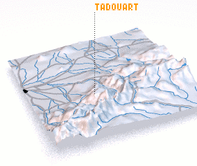 3d view of Tadouart