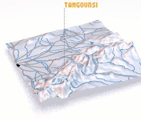 3d view of Tamgounsi