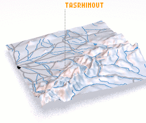 3d view of Tasrhimout