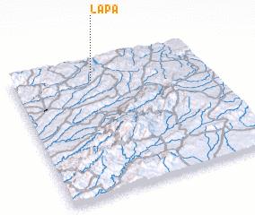 3d view of Lapa