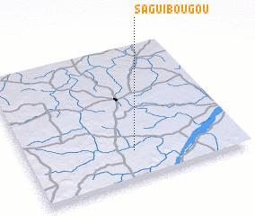 3d view of Saguibougou