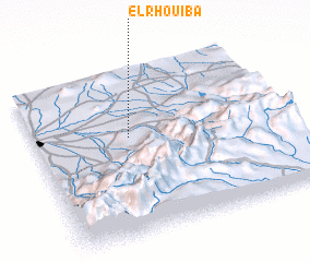 3d view of El Rhouiba