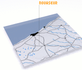 3d view of Nouaseur