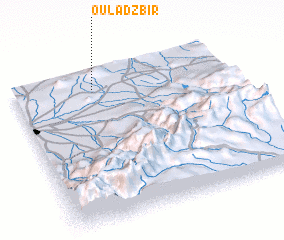 3d view of Oulad Zbir