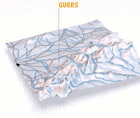 3d view of Guers
