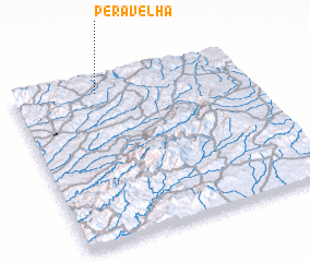3d view of Pêra Velha