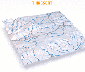 3d view of Tihassent