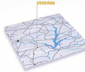 3d view of Vendinha