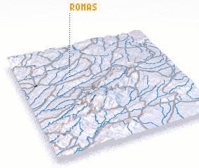 3d view of Romãs