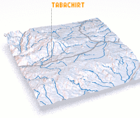 3d view of Tabachirt